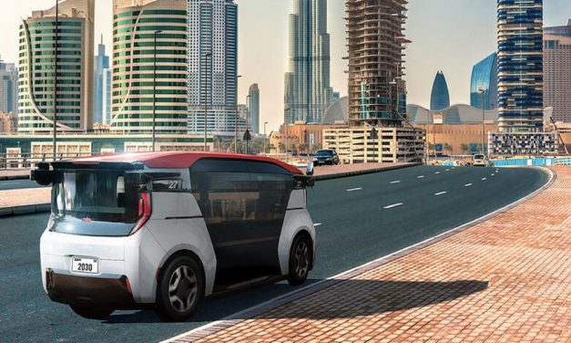 Driverless cars coming soon to Dubai