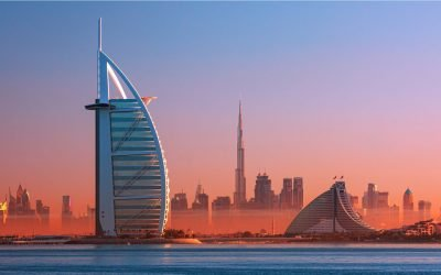 Real Estate transaction record registered in last week in Dubai