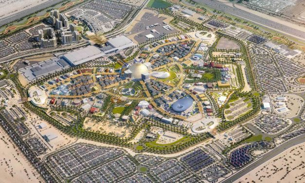 Expo 2020's 'excellent' sustainability credentials recognised