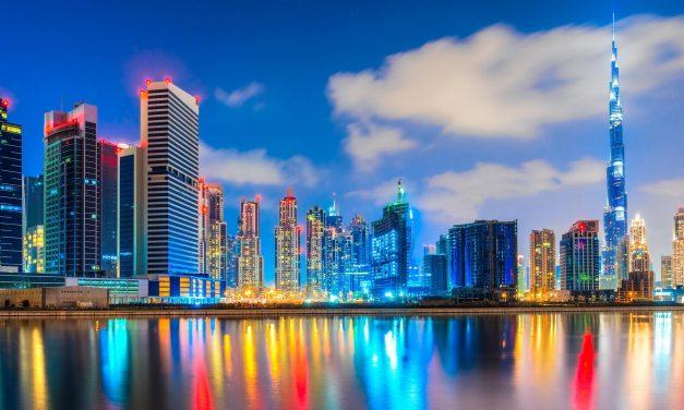 Dubai, the happiest city on Earth