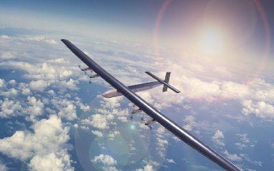 Skydweller Aero: successo del volo di prova del drone ad energia solare