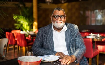 African dining hall Alkebulan will make its debut at Expo 2020