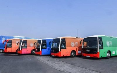 Expo 2020 Dubai: Free bus ride for visitors from 9 locations
